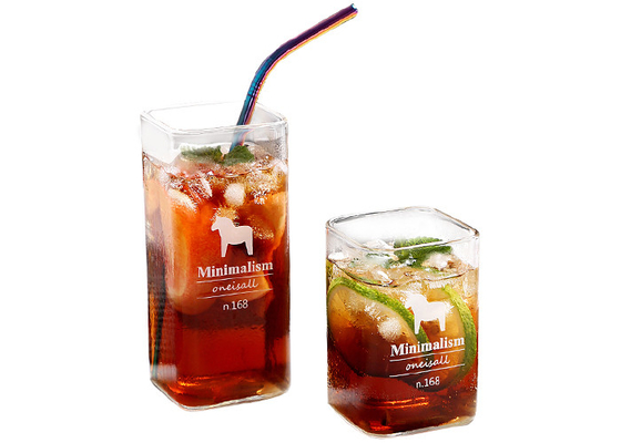 Personalized Glass Beer Mugs High Borosilicate Lead - Free Feature